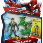 Hasbro Amazing Spider-Man 2 Green Goblin Figure Revealed!