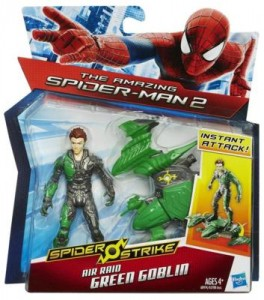 Amazing Spider-Man 2 Green Goblin Figure Packaged Hasbro
