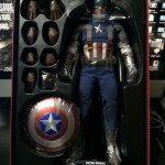 Hot Toys Golden Age Captain America Released Overseas!