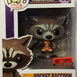 Funko Rocket Raccoon Hot Topic Exclusive Pre-Release POP Vinyl!