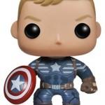 Funko Unmasked Captain America POP! Vinyl Exclusive Revealed