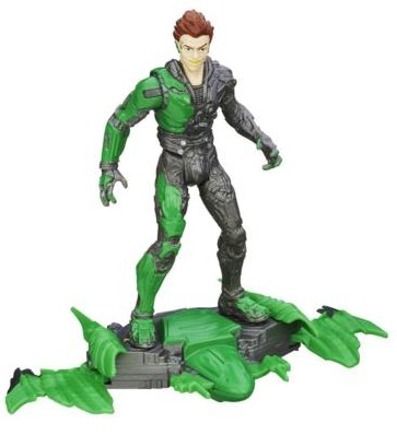 Hasbro Amazing Spider-Man 2 Green Goblin Figure Revealed Spiderman Hot Toys Green Goblin