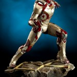 Sideshow Iron Man Mark 42 Maquette Photos & Order Info!