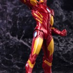 Kotobukiya Iron Man ARTFX+ Red Variant Statue Revealed!