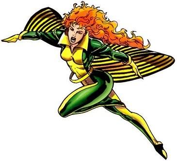 Marvel Comics X-Force Siryn Teresa Cassidy