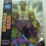 Marvel Select Savage Hulk Figure Exclusive Revealed & Photos!