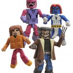 SDCC 2014 Exclusive Minimates X-Men Days of Future Past Set!