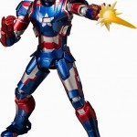 SH Figuarts Iron Patriot & Iron Man Mark 42 Up for Order!