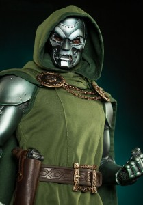 Sideshow Collectibles Dr. Doom Premium Format Figure Statue Revealed