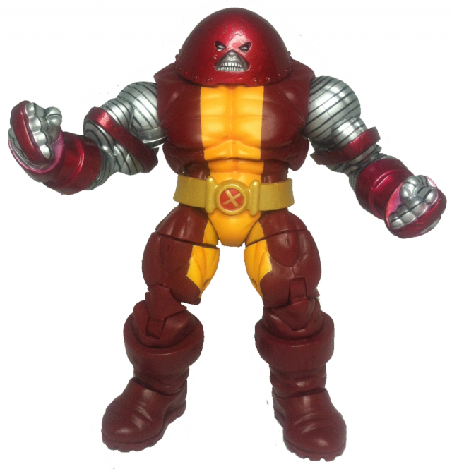 2014 SDCC Juggernaut Colossus Marvel Infinite Series Figure Hasbro 2015