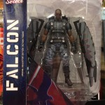 Marvel Select Falcon Movie Figure Released & Photos!