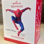 2014 Hallmark Ornaments Spider-Man & Captain America Released!