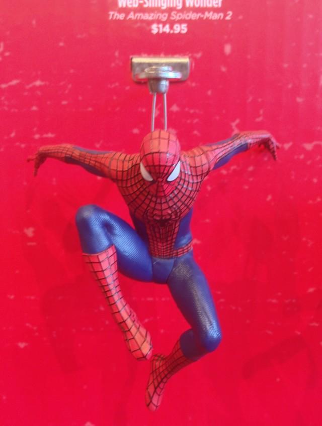 2014 Hallmark Spider-Man Ornament