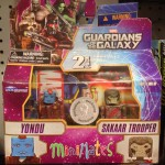 Guardians of the Galaxy Minimates Figures Released! Yondu!