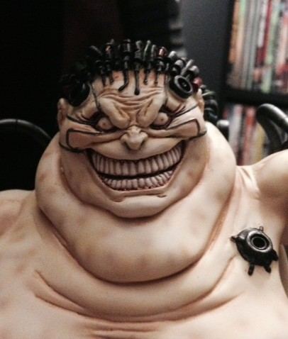 Bowen Designs Mojo Statue Released Close-Up