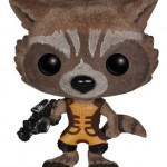 SDCC 2014 Marvel Flocked Rocket Raccoon POP! Vinyl Revealed!