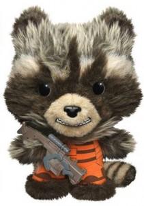 Guardians of the Galaxy Funko Fabrikations Rocket Raccoon Figure