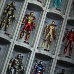 Hot Toys Iron Man House Party Protocol Hall of Armor Revealed!