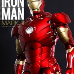 Hot Toys Iron Man Mark III Die-Cast Figure Up for Order!