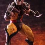 Kotobukiya Brown Costume Wolverine Statue Revealed & Photos!