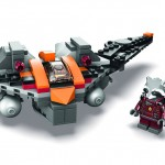 SDCC 2014 LEGO Rocket Raccoon's Warbird Set Revealed!
