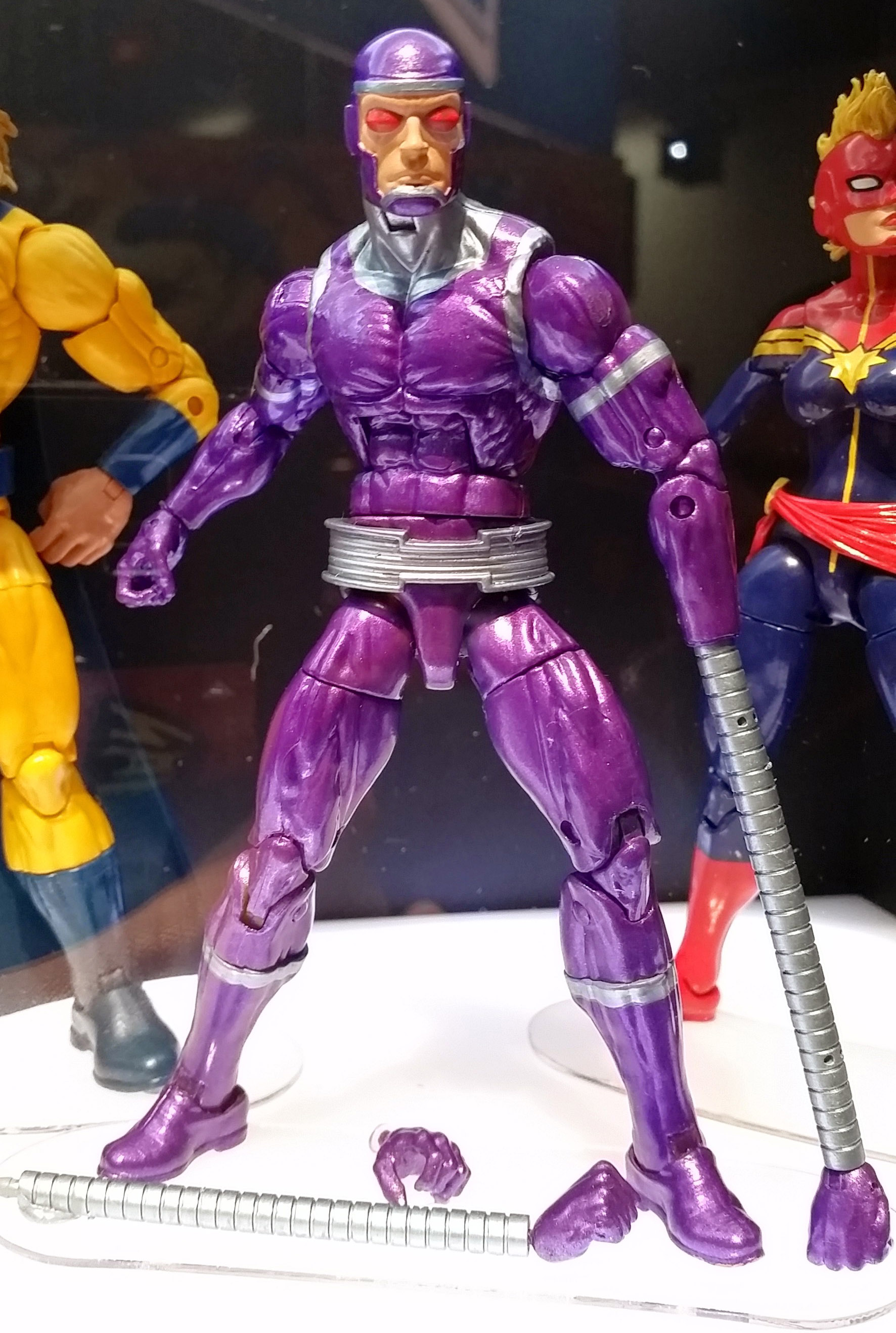Machine Man figure