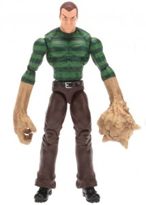 Marvel Infinite Series 2015 Figures Revealed Sandman