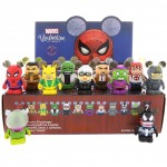Marvel Vinylmation Spider-Man Series Revealed & Photos!