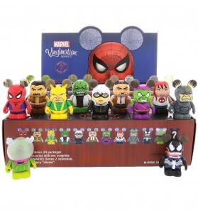 Vinylmation Marvel Series 2 Spider-Man Figures Revealed