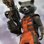 Hot Toys Rocket Raccoon Figures Photos & Up for Order!