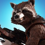 Exclusive SDCC 2014 Rocket Raccoon Mini Bust Revealed!