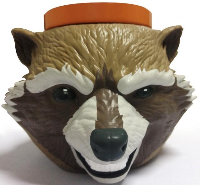 Sdcc 2014 Exclusive Rocket Raccoon Mug Plush Amp Labbit