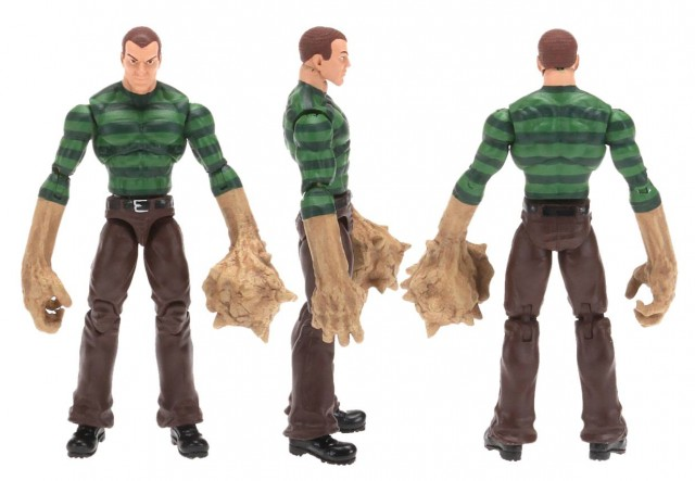 SDCC 2014 Hasbro Sandman Marvel Infinite Series 2015 Figure