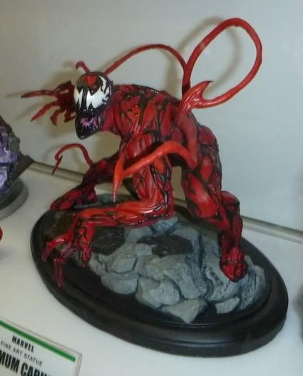 SDCC 2014 Marvel Carnage Kotobukiya Statue
