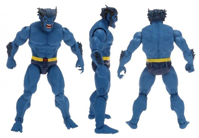 SDCC 2014 Marvel Infinite Series Beast Figure Marvel Universe 2015
