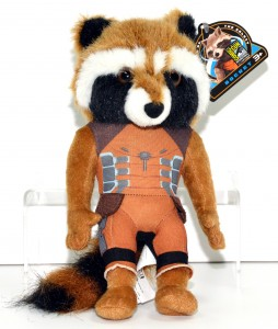 SDCC 2014 Rocket Raccoon Plush Toy