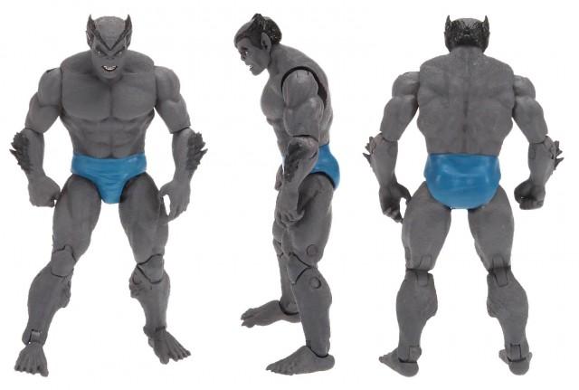 San Diego Comic Con 2014 Hasbro Marvel Infinite Series Grey Beast Variant Figure