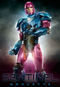 Sideshow Collectibles Sentinel Statue Maquette