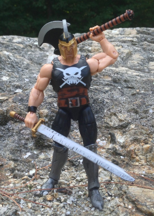 Marvel Infinite Series 2014 Wave 3 Ares Action Figure