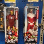 Marvel Titan Hero Dr. Doom Falcon & Hawkeye Figures Released!