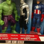 Marvel Titan Heroes Collection w/ Armored Spider-Man Exclusive!