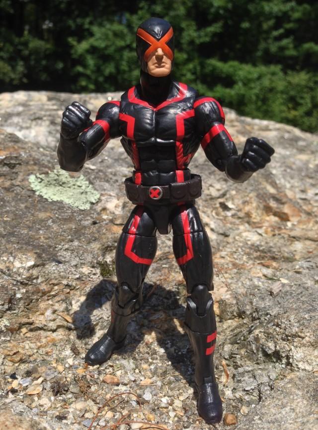 """Marvel Legends 2014 Cyclops 6"""" Action Figure"""