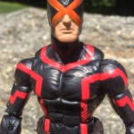 X-Men Marvel Legends Cyclops Review & Photos (2014)