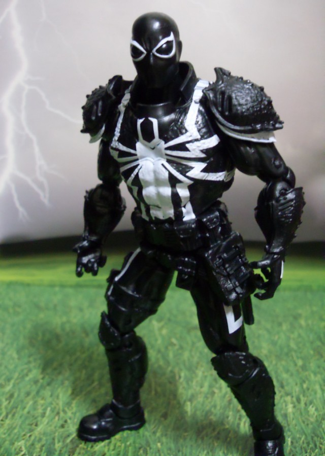 Flash Venom Marvel Legends 6 Inch Figure Exclusive