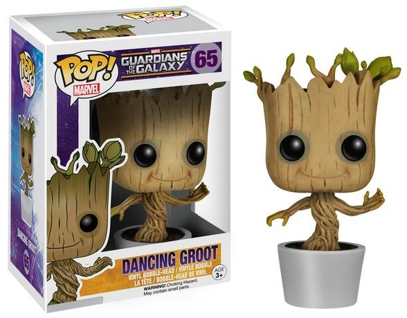 Funko Dancing Groot POP Vinyls Figure