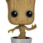 Funko Dancing Groot POP Vinyls Figure Up for Order!