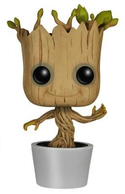 Baby Groot Dancing Funko POP Vinyls Figure