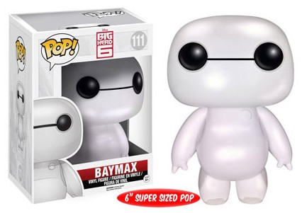 Funko Nurse Baymax POP Vinyls Figure