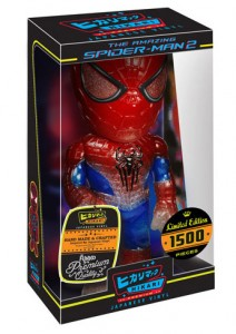 Funko Premium Blaze Spider-Man Hikari Vinyl Figure Packaged