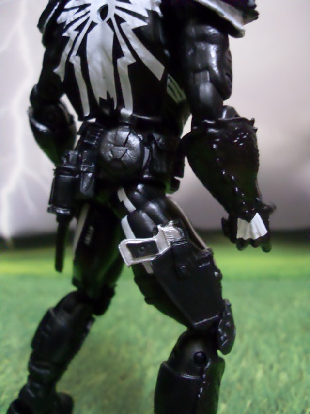 Hasbro Agent Venom Action Figure Marvel Legends 2014